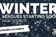 Winter 8 A Side Soccer - Football Leagues