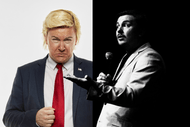 Comedy: DJ Trump & Alexander Sparrow: CANCELLED
