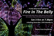 Fire In The Belly: Firefly Belly Dance Annual Show