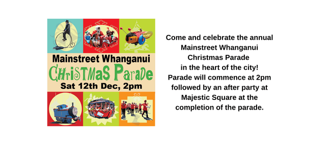 Mainstreet Christmas Parade