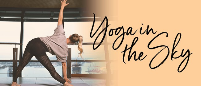 Yoga In the Sky: CANCELLED