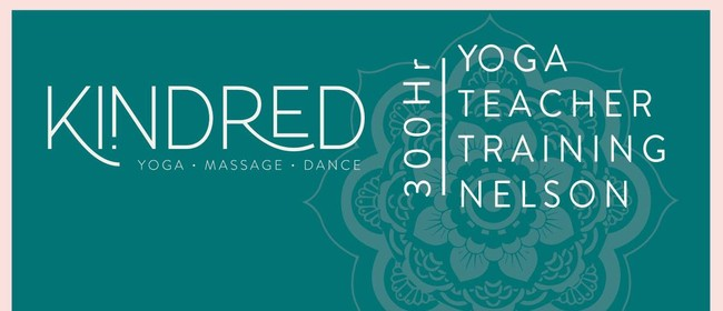 Kindred Yoga Teacher Training Level 2- 300HR