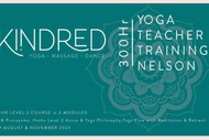 Kindred Yoga Teacher Training Level 2- 300HR
