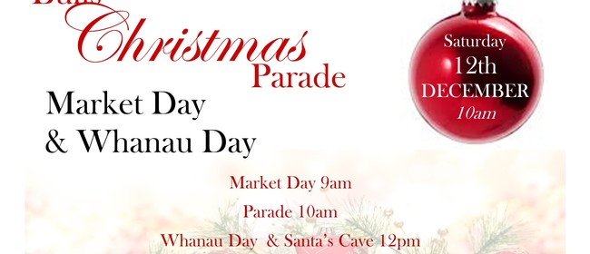 Bulls Christmas Parade & Whanau Day