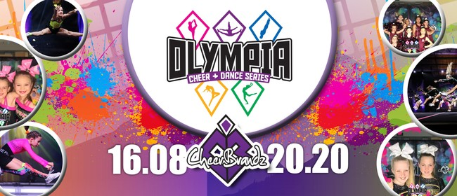 Cheerbrandz Olympia Cheer: POSTPONED