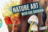 Nature Art: Funky Fungi