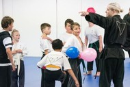 Kids Martial Arts - 4–6 Years Old