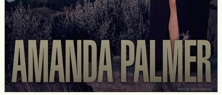 An Evening With Amanda Palmer
