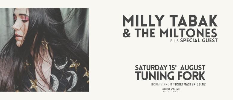 Milly Tabak & The Miltones 'Honest Woman' Album Release
