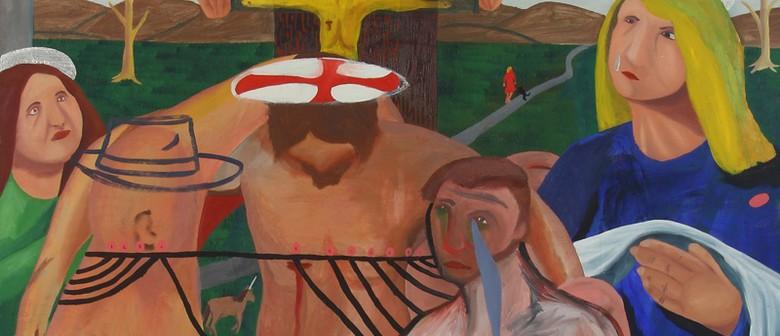 Jeffrey Harris: Five Important Paintings (2020)