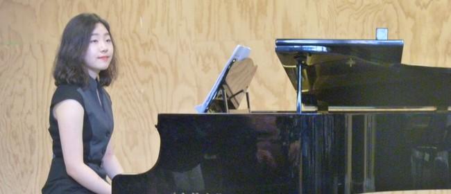 Haydn Staples APO Piano Scholars Recital