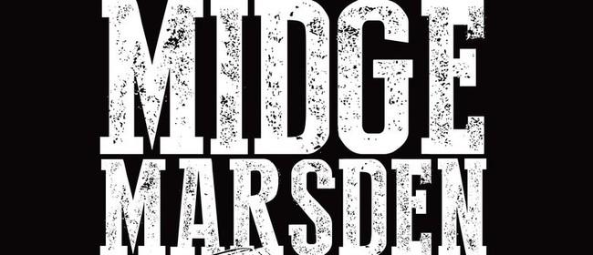 Midge Marsden Band: CANCELLED