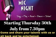 Open Mic Night-Devonport's Got Talent: CANCELLED