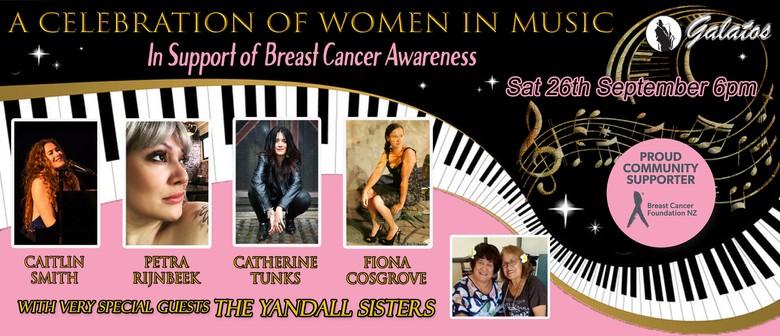 Celebration of Women in Music
