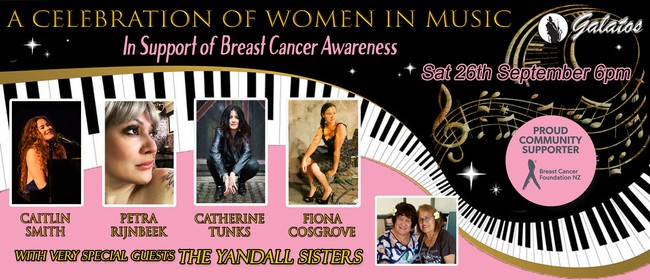 Celebration of Women in Music