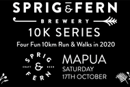 Mapua Sprig & Fern 10k Fun Run & Walk