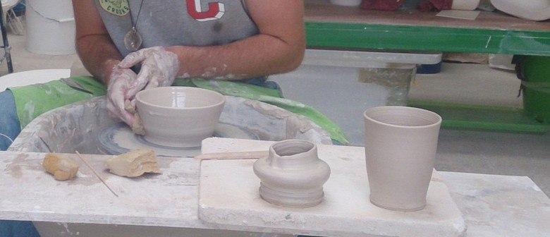 Weekend Workshop Clay Vessels Thrown + Sculpted