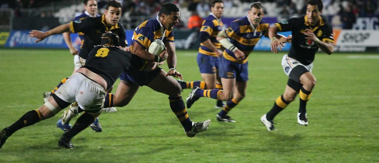Bay of Plenty Steamers vs Counties Manukau Rugby