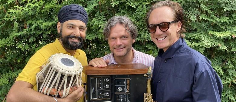 CJC: Nathan Haines, Jonathan Crayford & Manjit Singh