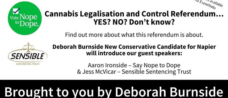 Cannabis Legalisation and Control Referendum