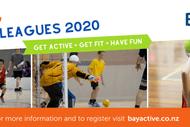 BayActive Sports League - Tuesday Netball