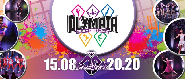Cheerbrandz Olympia Dance: POSTPONED