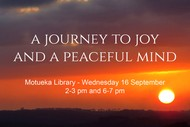A Journey to Joy and a Peaceful Mind