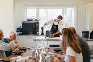 Wallingford  Cooking Master Class - Flour & Stone