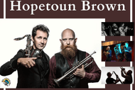 Hopetoun Brown