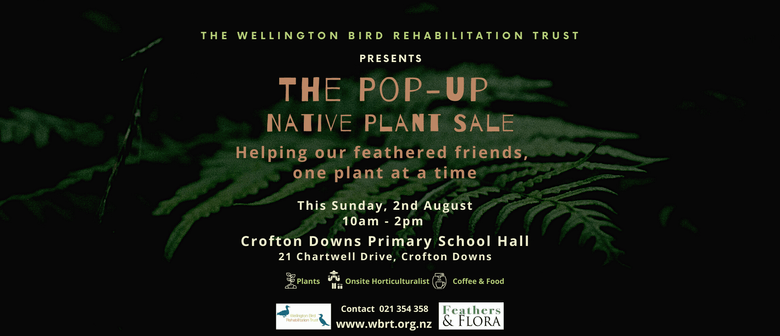 The Pop-Up Native Plant Sale