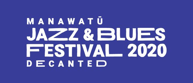 Manawatu Jazz Festival - Blues Buffet & Erna Ferry