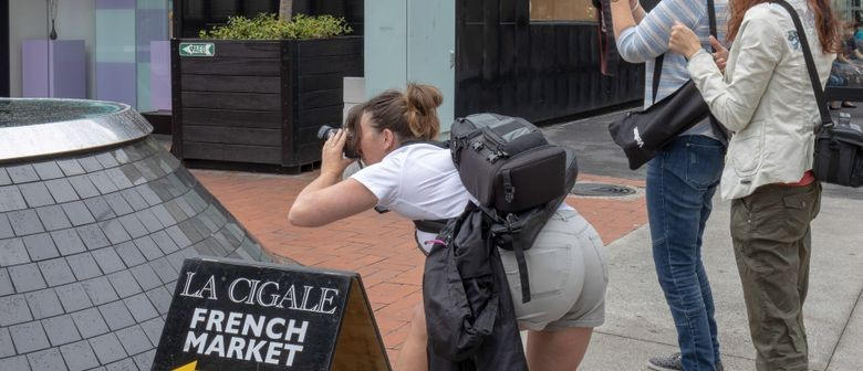Women in Photography: Street Photography Workshop