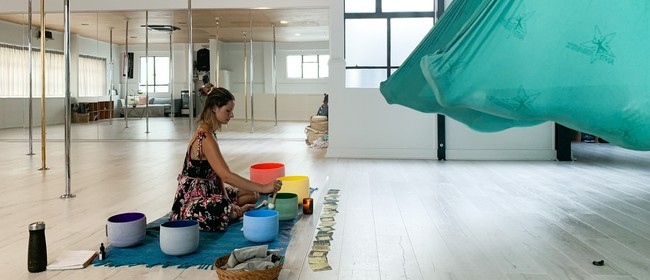 Floating Meditation with Sound Bowls