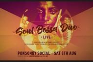 Soul Bossa Duo (Amanda Bovo & Juliana Sien)