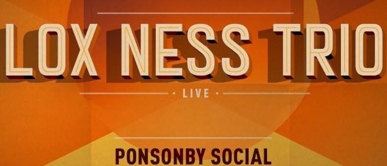 Lox Ness Trio Live With Support From Bobby Brazuka & Marjori