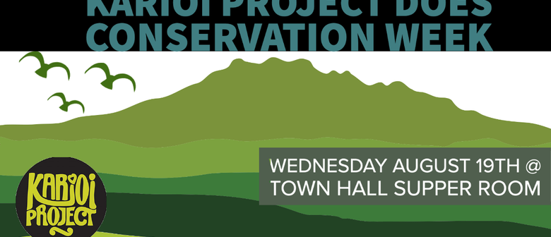 Karioi Project Does Conservation Week