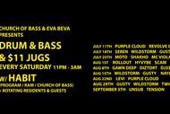 Drum&Bass & $11 Jugs