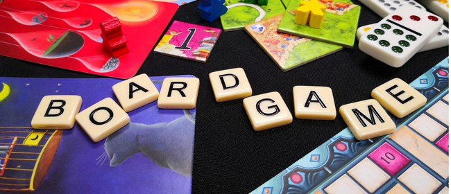 Games Unplugged - Board games at Our Place: CANCELLED