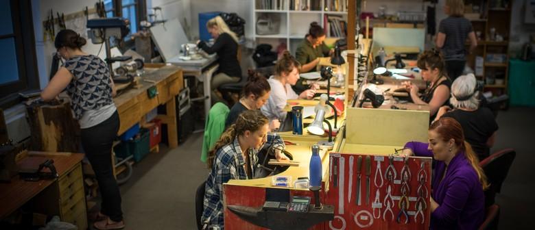 Monday Evening Jewellery Class