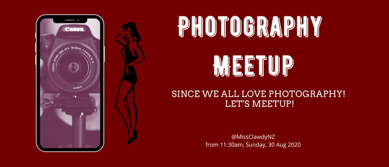 Photography Meetup at Miss Clawdy