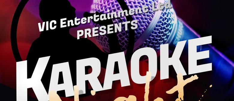 Karaoke Saturdays
