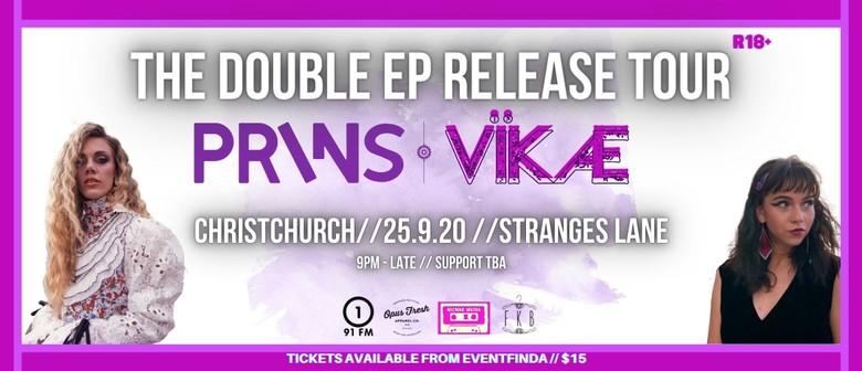 PRINS // VÏKÆ: The Double Ep Tour