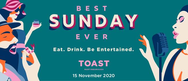 Toast Martinborough Wine, Food and Music Festival: POSTPONED