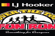 LJ Hooker Over The Top Fun Run