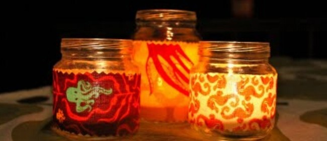 Candle Jars - Upcycling Workshop
