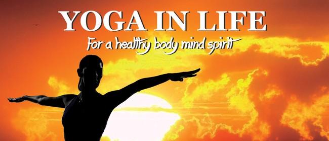 Yoga In Life - Restorative/Yin Yoga