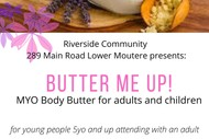 Body Butter Workshop - 5 Years Up