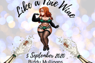 Like A Fine Wine Burlesque Competition