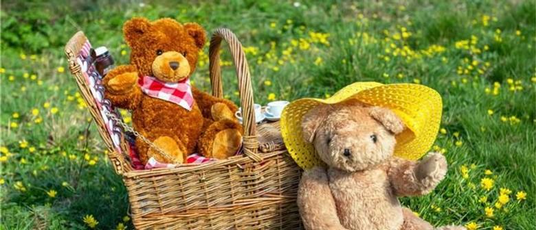 Teddy Bears Picnic Cushion Concert