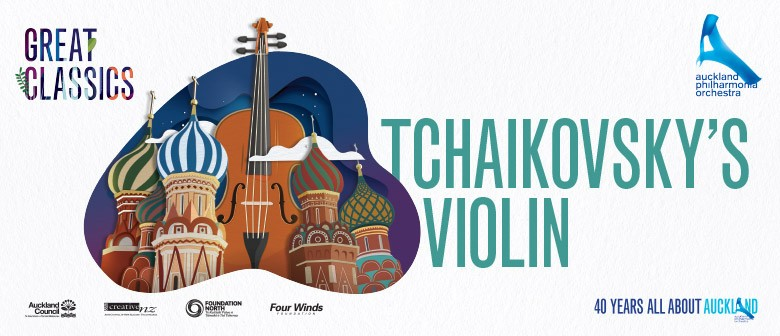 Great Classics: Tchaikovsky's Violin: CANCELLED